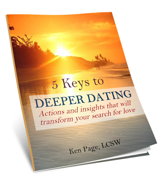 The Deeper Dating Podcast - Hosted by Award Winning Author